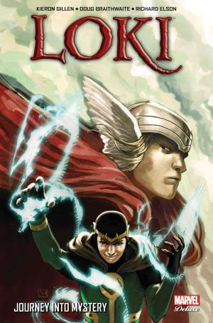 Loki - Journey into mystery  TPB hardcover (cartonnée)