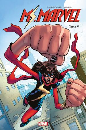 Ms. Marvel 9 TPB HC - 100% Marvel - Issues V3/V4 (2015 - 2018)