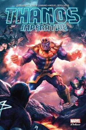 The Thanos Imperative  TPB hardcover (cartonnée)