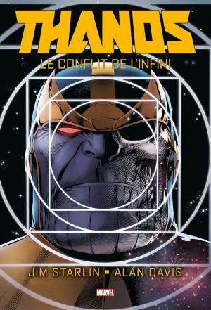 Thanos - Le conflit de l'infini  TPB hardcover (cartonnée)
