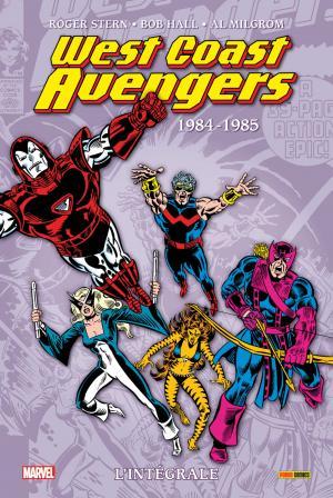 West Coast Avengers 1 TPB hardcover (cartonnée) - intégrale