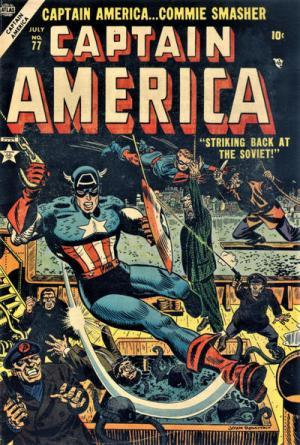 Captain America # 77 Issues (1954)