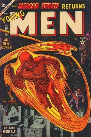Young Men # 26 Issues (1950 - 1954)