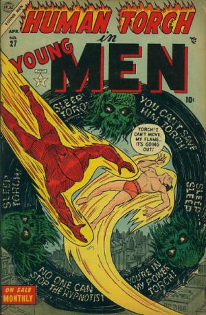 Young Men # 27 Issues (1950 - 1954)
