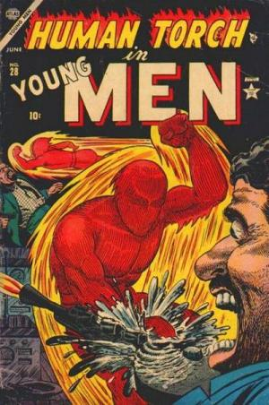 Young Men # 28 Issues (1950 - 1954)