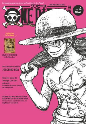 One piece magazine 4 Simple