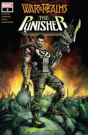 War of the Realms - Punisher # 3 Issues (2019)