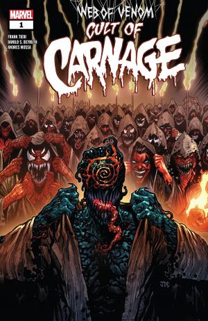 Web Of Venom - Cult Of Carnage # 1 Issue (2019)