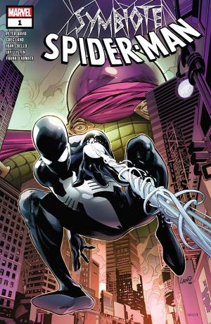 Symbiote Spider-Man édition Issues (2019)