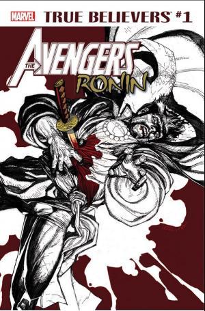 True Believers - Avengers - Ronin  Issue (2019)