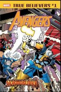 True Believers - Avengers - Stormbreaker  Issue (2019)