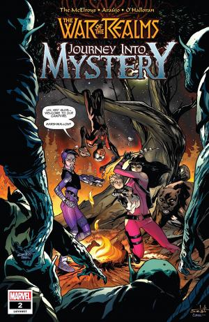 War of the Realms - Journey Into Mystery # 2 Issues (2019)