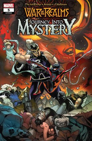 War of the Realms - Journey Into Mystery # 5 Issues (2019)