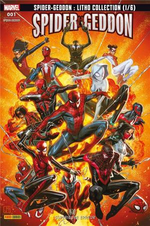 Spider-Geddon édition Softcover (2019)