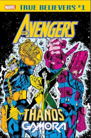 True Believers - Avengers - Thanos And Gamora édition Issue (2019)