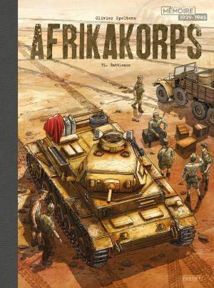 Afrika Korps 1 Cartonné dos toilé