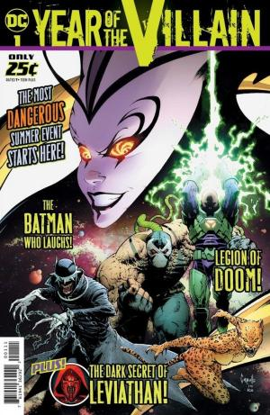 DC's Year of the Villain Special