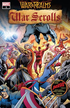 War of the Realms - War Scrolls 1 Issues (2019)