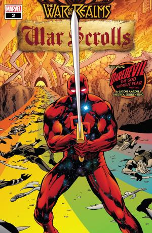War of the Realms - War Scrolls # 2 Issues (2019)