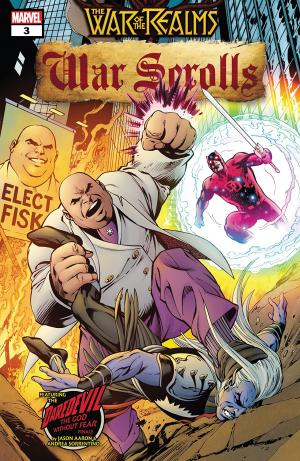 War of the Realms - War Scrolls # 3 Issues (2019)