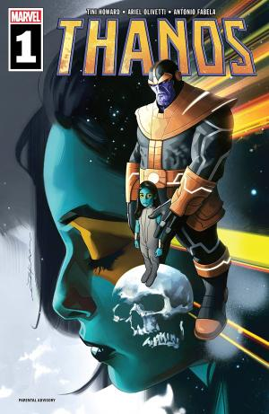 Thanos édition Issues V3 (2019)