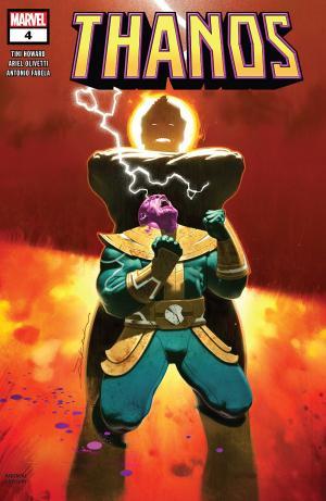 Thanos # 4 Issues V3 (2019)