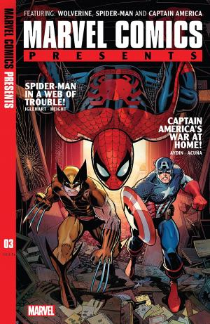 Marvel Comics Presents # 3