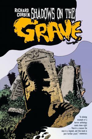 Shadows on the Grave édition TPB hardcover (cartonnée)
