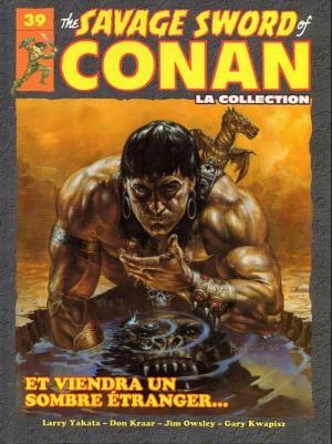 The Savage Sword of Conan 39 TPB hardcover (cartonnée)