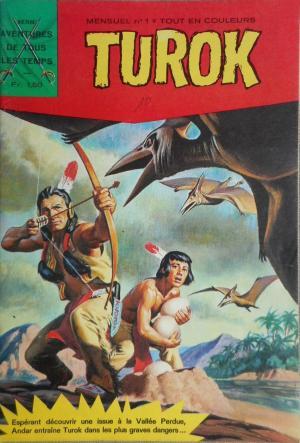 Turok édition Kiosque (1972 - 1977)