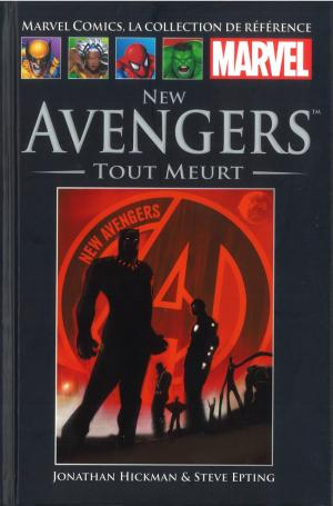 New Avengers # 91 TPB hardcover (cartonnée)