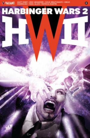 Free Comic Book Day France 2019 - Bliss Editions - Harbinger Wars - Blackout / Kaijumax # 0 Issue (2017)