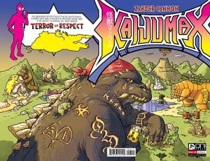 Free Comic Book Day France 2019 - Bliss Editions - Harbinger Wars - Blackout / Kaijumax # 1 Issues (2015)