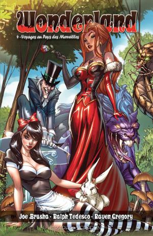 Wonderland 4 TPB hardcover (cartonnée)