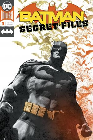 Batman - Secret files # 1 Issues (2018 - Ongoing)