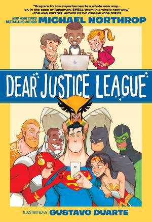 Dear Justice League # 1 Original Graphic Novel - Softcover