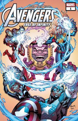 Avengers - Edge Of Infinity  Issue (2019)