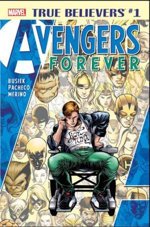 Avengers Forever # 1 Issue (2019)