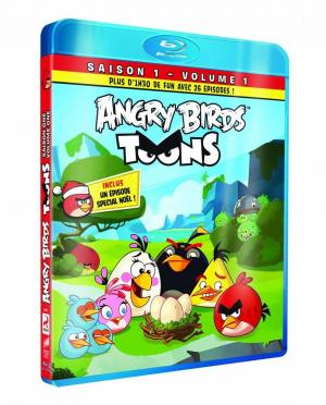 Angry Birds édition simple