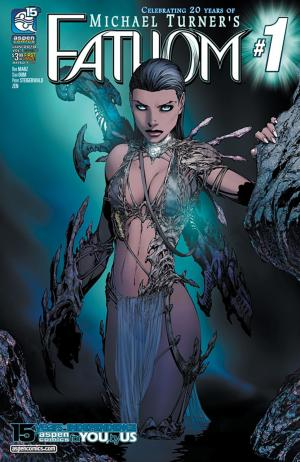 Michael Turner's Fathom édition Issues V7 (2018 - 2019)