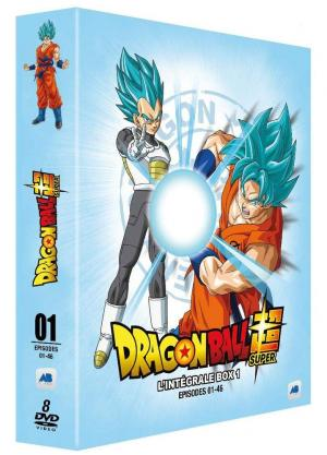 Dragon Ball Super édition Intégrale
