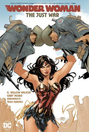 Wonder Woman 1 TPB hardcover (cartonnée) - Issues V5 - Rebirth