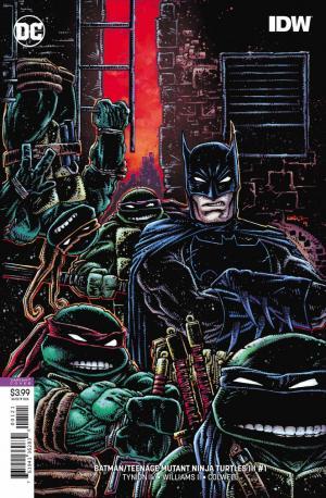 Batman / Teenage Mutant Ninja Turtles III # 1 Issues