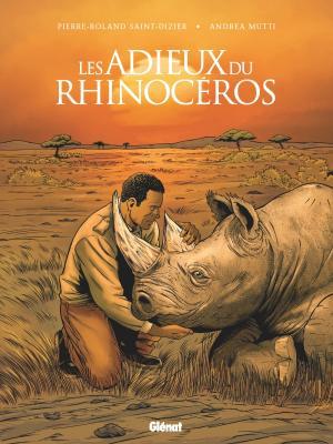 Les adieux du rhinocéros  simple