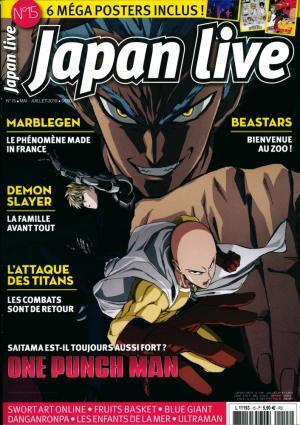 Japan live 15 Simple