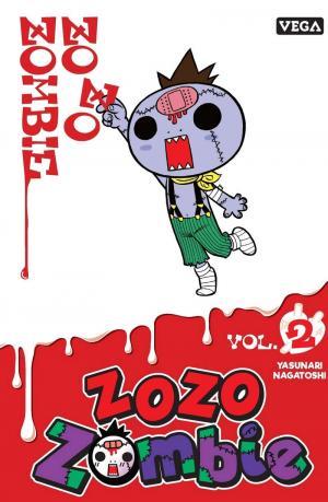 Zozozo Zombie # 2