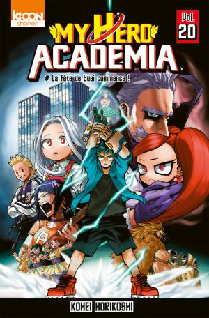 My Hero Academia # 20