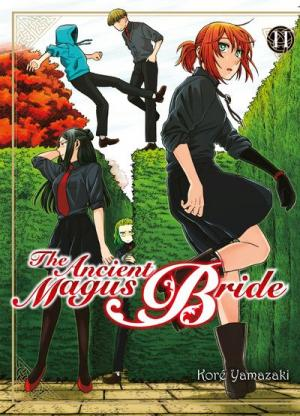 The Ancient Magus Bride 11 Simple