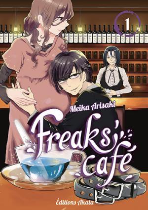 Freaks' café édition simple