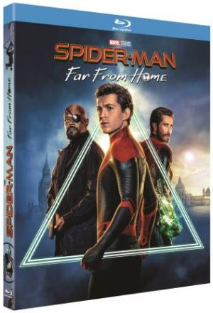 Spider-Man : Far from Home édition Blu-ray simple